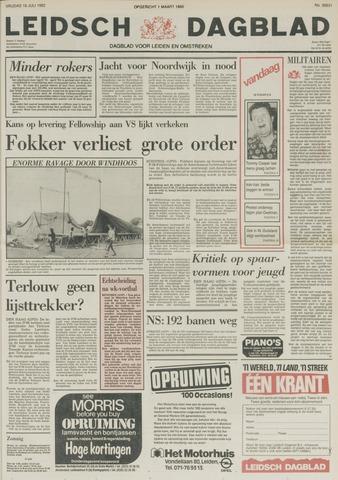 Leidsch Dagblad 1982-07-16