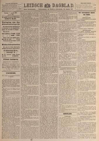 Leidsch Dagblad 1921-01-04