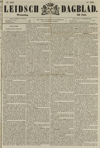 Leidsch Dagblad 1870-06-29