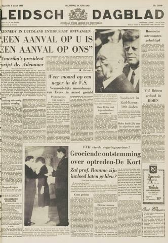 Leidsch Dagblad 1963-06-24