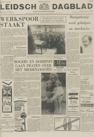 Leidsch Dagblad 1970-05-29