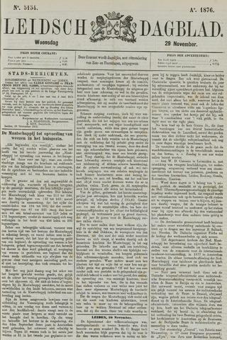 Leidsch Dagblad 1876-11-29