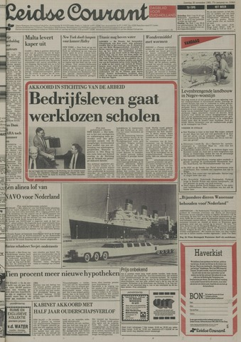 Leidse Courant 1985-11-30
