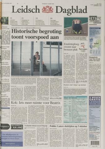 Leidsch Dagblad 2000-09-19