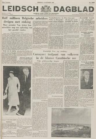 Leidsch Dagblad 1955-10-18
