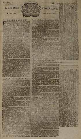 Leydse Courant 1807-11-02