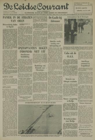 Leidse Courant 1962-02-15
