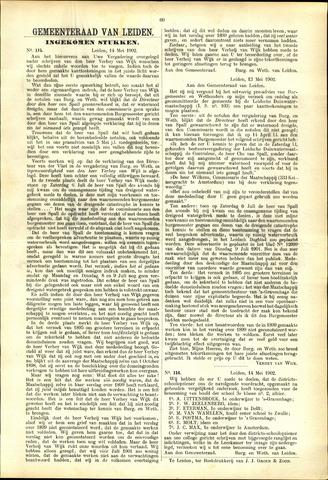 Handelingen van de Raad 1902-05-14