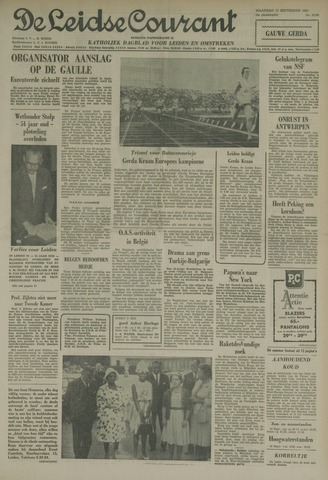 Leidse Courant 1962-09-17