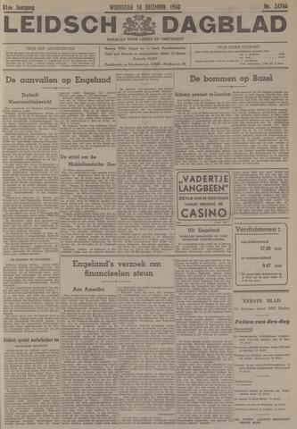 Leidsch Dagblad 1940-12-18