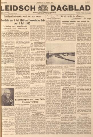 Leidsch Dagblad 1949-03-14