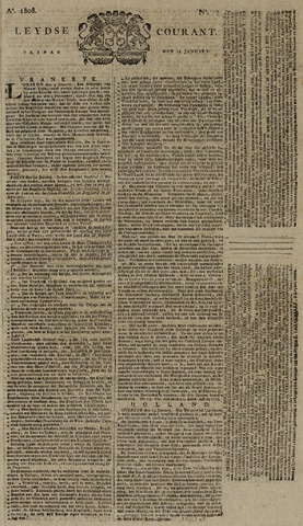 Leydse Courant 1808-01-15