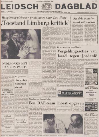 Leidsch Dagblad 1968-12-02