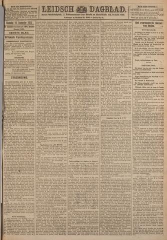 Leidsch Dagblad 1923-09-10