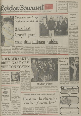 Leidse Courant 1973-08-14