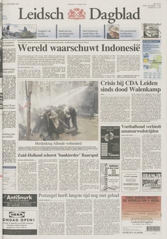 Leidsch Dagblad 1999-09-11