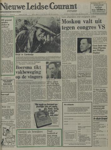 Nieuwe Leidsche Courant 1974-12-19