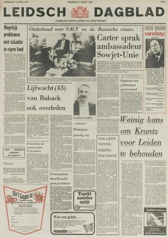 Leidsch Dagblad 1977-04-13