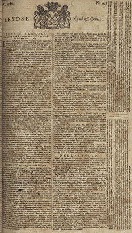 Leydse Courant 1760-09-08