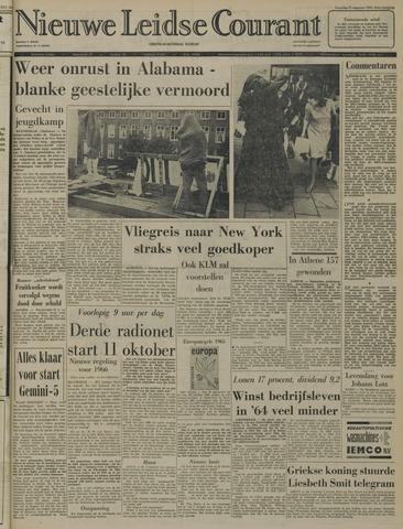 Nieuwe Leidsche Courant 1965-08-21