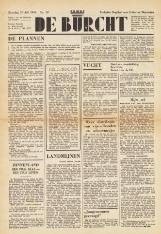 De Burcht 1945-07-21