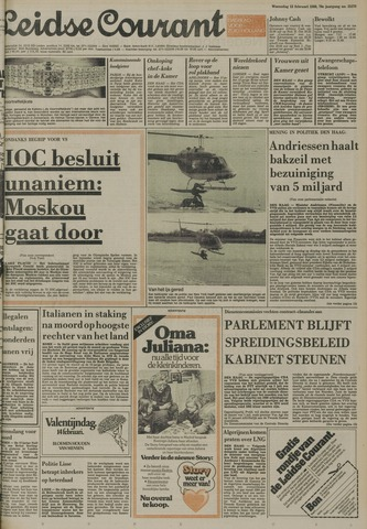 Leidse Courant 1980-02-13