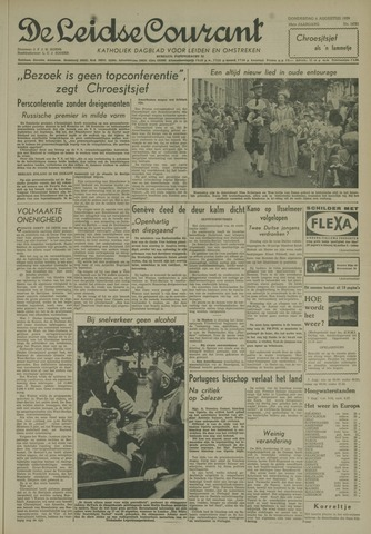 Leidse Courant 1959-08-06
