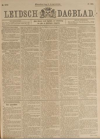 Leidsch Dagblad 1901-08-01