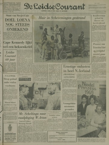 Leidse Courant 1969-07-14