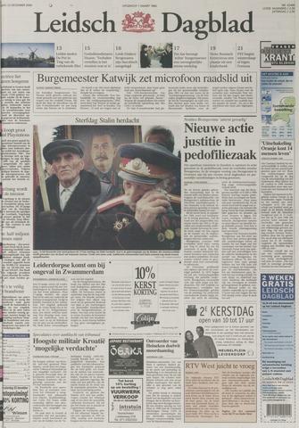 Leidsch Dagblad 2000-12-22