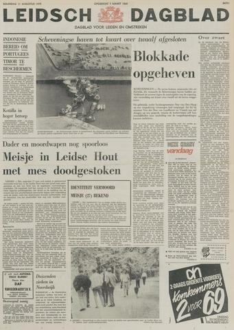 Leidsch Dagblad 1975-08-11