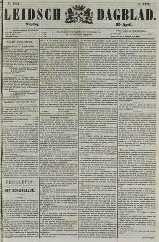 Leidsch Dagblad 1873-04-25