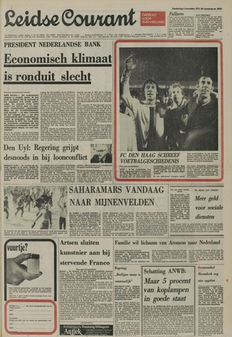 Leidse Courant 1975-11-06