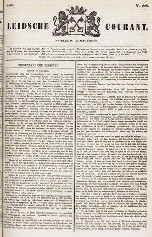 Leydse Courant 1876-09-28