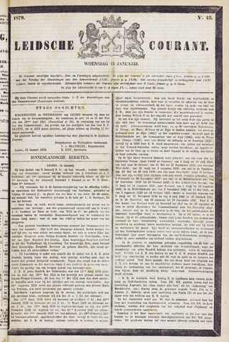 Leydse Courant 1879-01-15