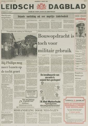 Leidsch Dagblad 1980-09-19