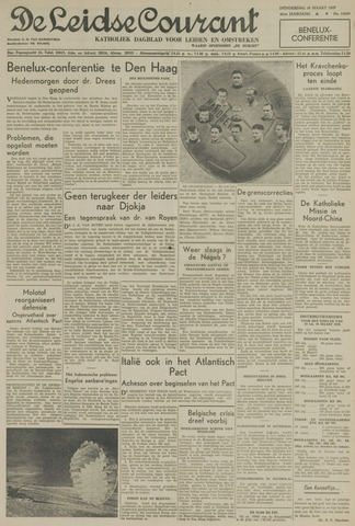 Leidse Courant 1949-03-10