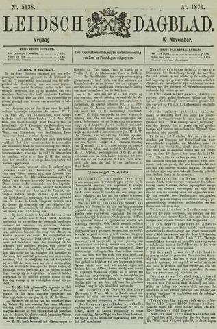Leidsch Dagblad 1876-11-10
