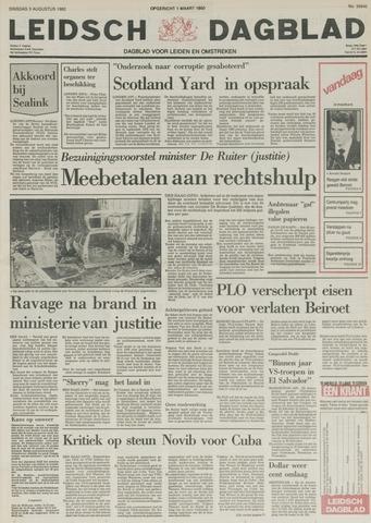 Leidsch Dagblad 1982-08-03