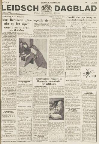 Leidsch Dagblad 1951-12-24