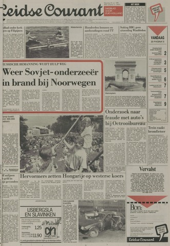 Leidse Courant 1989-06-26