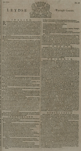 Leydse Courant 1726-03-01