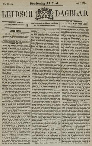 Leidsch Dagblad 1882-06-29