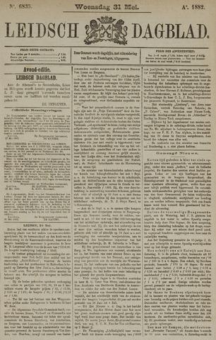 Leidsch Dagblad 1882-05-31
