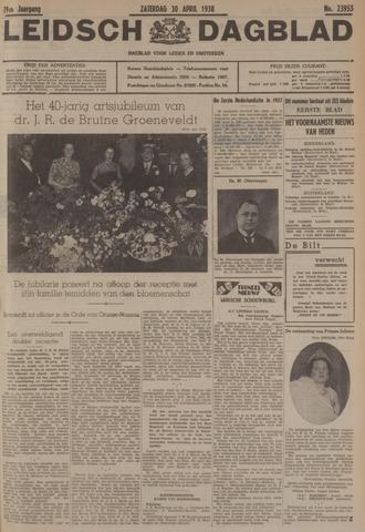 Leidsch Dagblad 1938-04-30