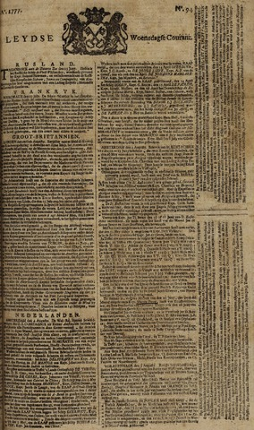 Leydse Courant 1777-08-06