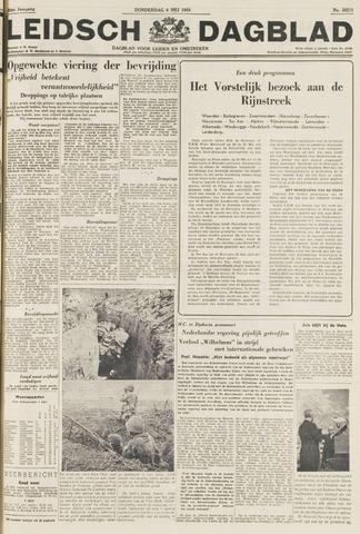 Leidsch Dagblad 1954-05-06