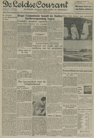 Leidse Courant 1954-03-25