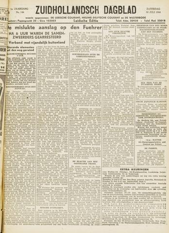 Zuidhollandsch Dagblad 1944-07-22