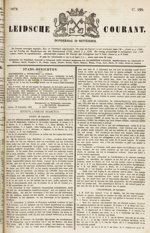Leydse Courant 1872-09-19